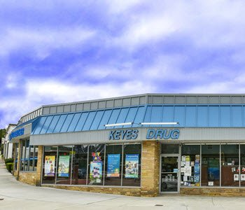 Keyes Drug is a community pharmacy and compounding pharmacy in Newton, MA