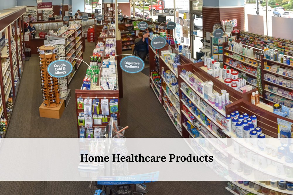 West Concord Pharmacy, Concord, MA provides home healthcare products to the community.