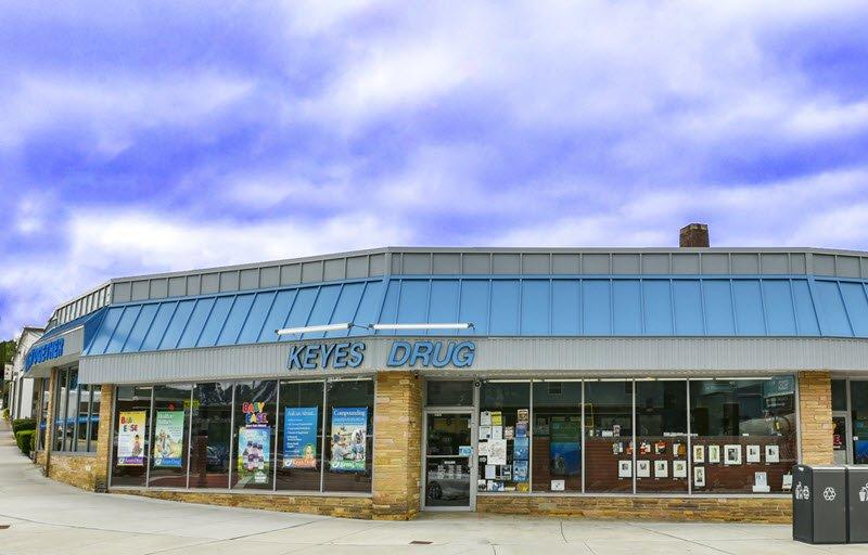 Keyes Drug, Newton, MA. Neighborhood pharmacy serving the Newton, Needham, Waltham, Weston and Wellesley community.