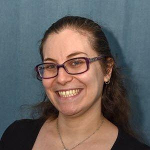 Maryana Traspova, pharmacist, Newton, MA