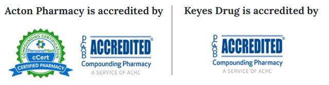 Dinno Health Compounding Pharmacies Accreditations