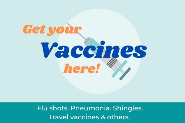 Vaccines in pharmacy