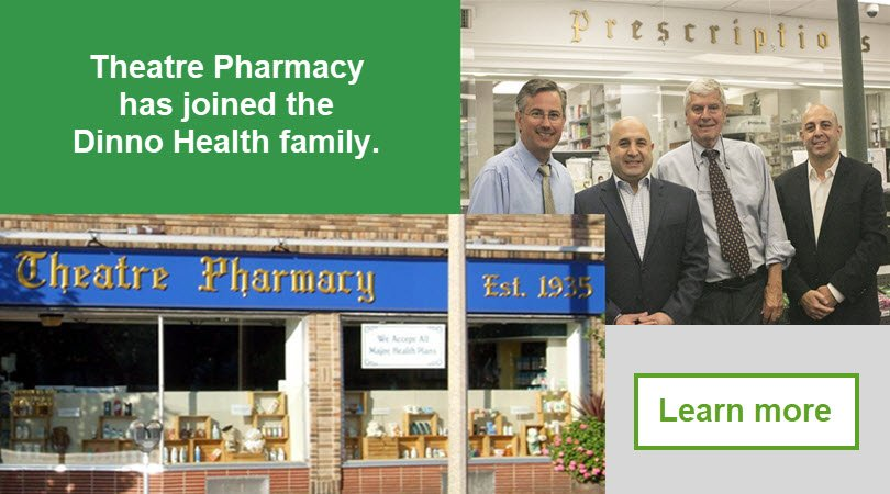 Theatre Pharmacy has joined Dinno Health