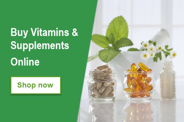 buy vitamins and supplements online