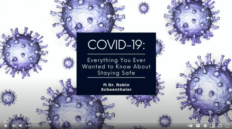 COVID-19: Everything you ever wanted to know about staying safe