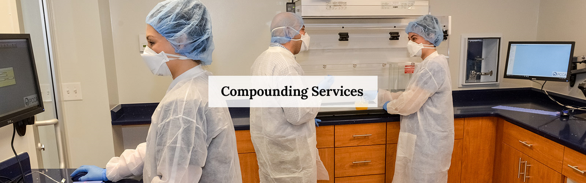 Keyes Drug Newton Compounding Pharmacy Lab