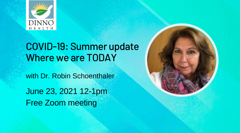 COVID-19: Summer Update where we are today