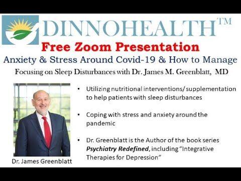 Anxiety & Stress Around COVID webinar recording