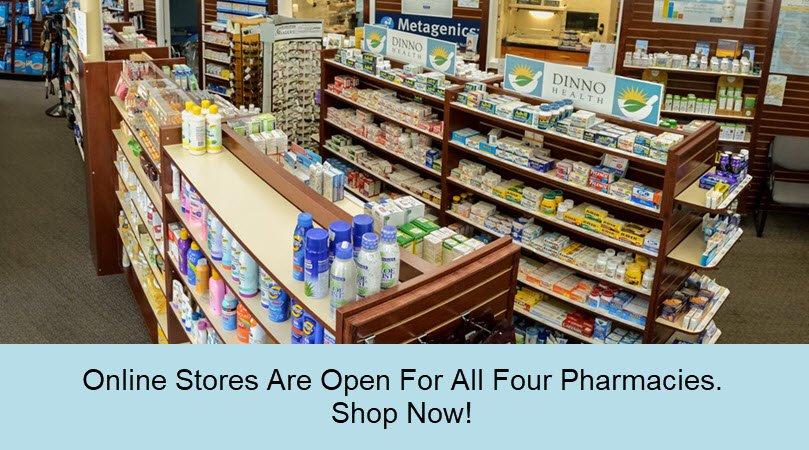Dinno Health online stores now open