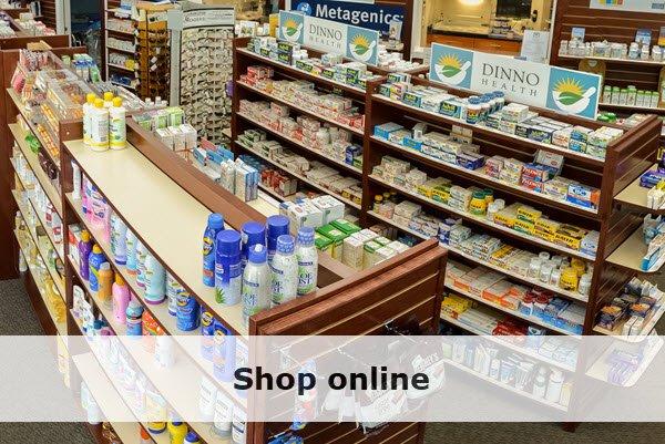 Keyes Drug online store