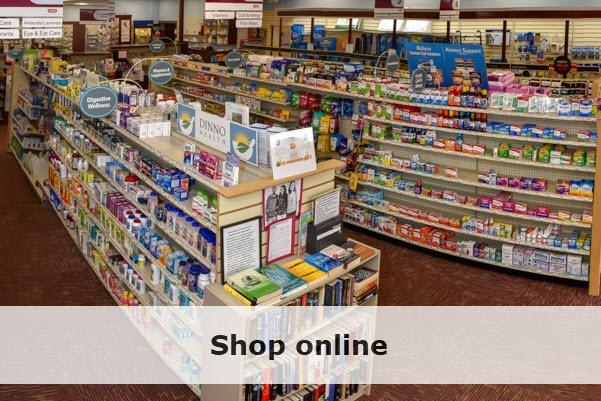 Acton Pharmacy Online Store